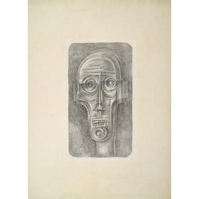 Paul Kelpe Self-Portrait