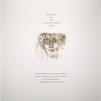 Title Page, Drawing Lesson, Part 1