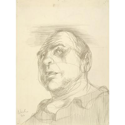 Howard Warshaw Self-Portrait
