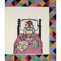 Image of Faith Ringgold Self-Portrait