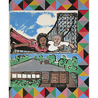 Faith and Burdette Ringgold