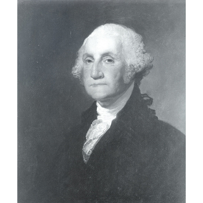 George Washington (Athenaeum type)