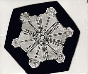 Star Crystal Snowflake