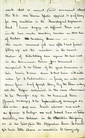 Solomon Brown Letter - Aug 12, 1862 - Page 2