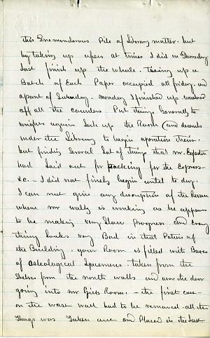 Solomon Brown Letter - Aug 12, 1862 - Page 3