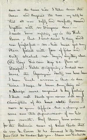Solomon Brown Letter - Aug 12, 1862 - Page 4