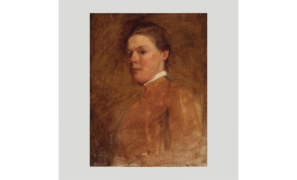 Cecilia Beaux Self-Portrait