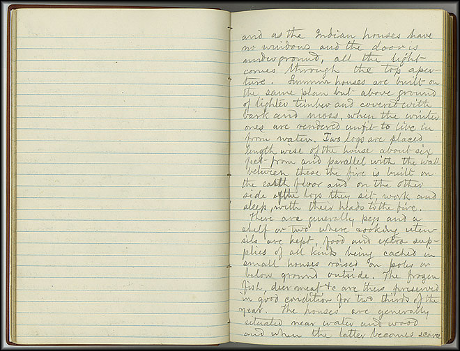 William Dall Diary, Indian Life - Oct 1866-May 1867 - Page 5