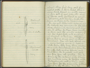 William Dall Diary, Indian Life - Oct 1866-May 1867 - Page 8