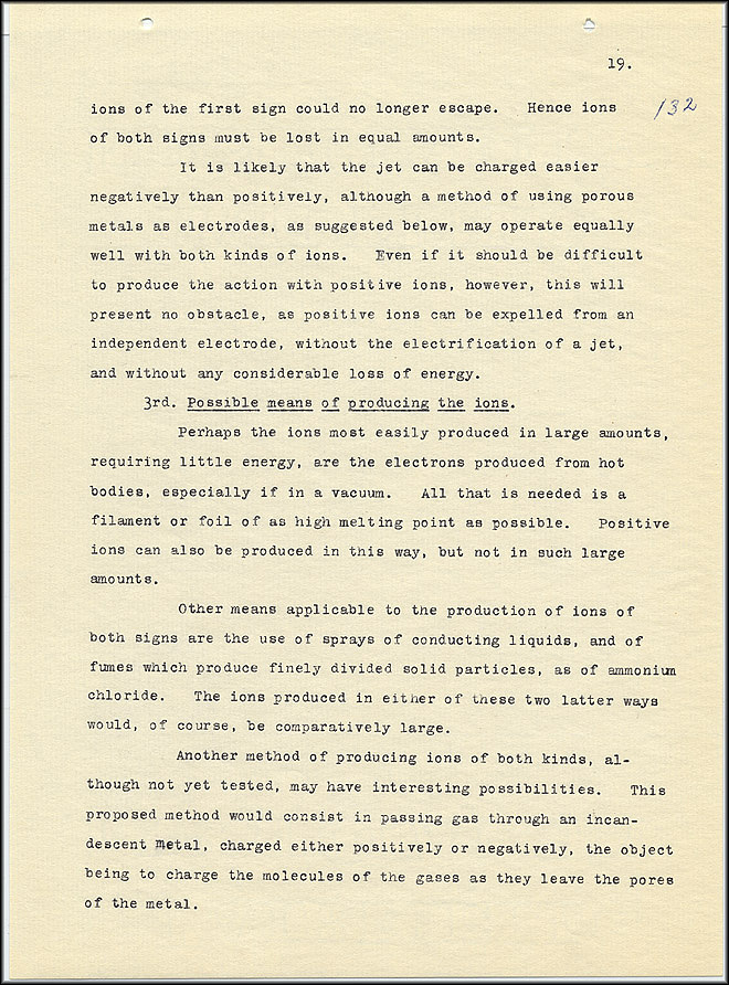 Robert Goddard Report  - March 1920 - Page 19