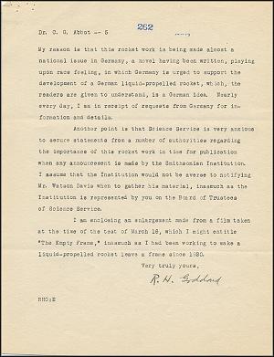 Robert Goddard Report - May 5, 1926 - Page 5