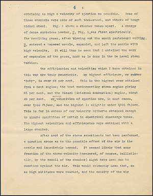 Robert Goddard Proposal - Sept 27, 1916 - Page 4