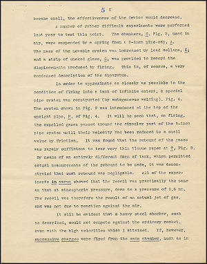 Robert Goddard Proposal - Sept 27, 1916 - Page 5