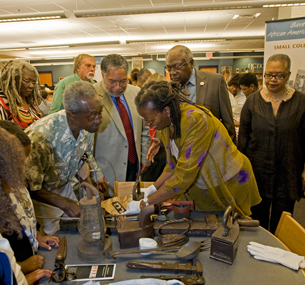 """""""Save Our African American Treasures"""" in Charleston, S.C"""