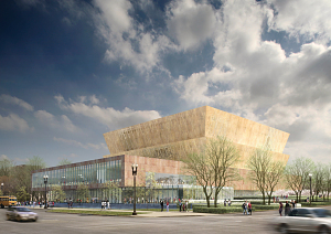 Design for National Museum of African American History and Culture