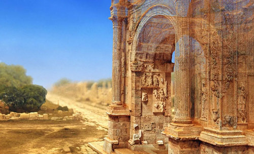 Age Old Cities: A Virtual Journey from Palmyra to Mosul