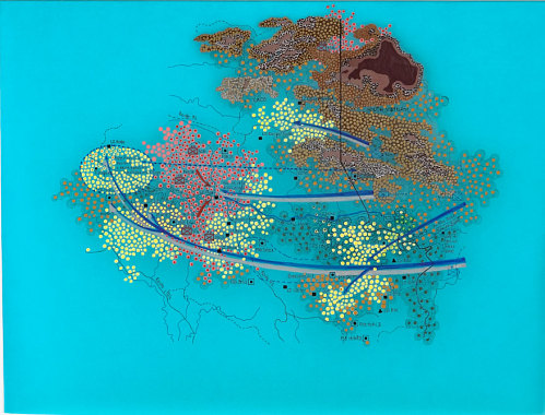 Tiffany Chung: Vietnam, Past is Prologue | Smithsonian Institution