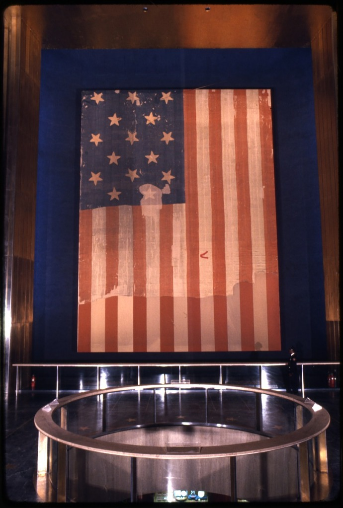 image for Star-Spangled Banner at NMHT