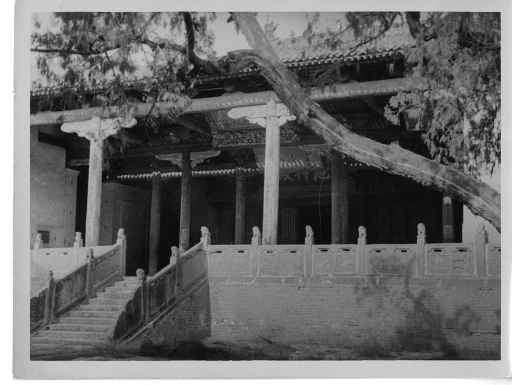 image for Temple to the God of the Salt Lake at Yuncheng, Shanxi