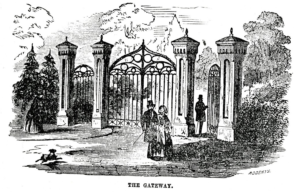 image for Gateway of the Smithsonian Institution Building