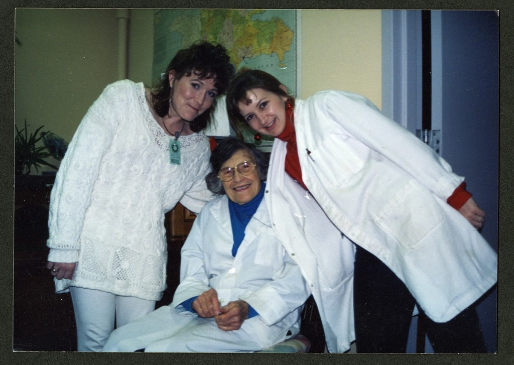 image for Roxie Laybourne, Carla Dove, and Lt. Christy Atkins, USAF