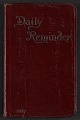 View Gertrude Abercrombie diary digital asset: cover