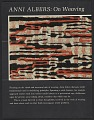 View Anni Albers papers, 1924-1969 digital asset number 0