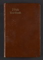 View Grace Albee diary digital asset: cover