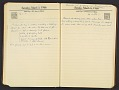 View Grace Albee diary digital asset: pages 43