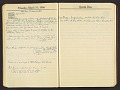 View Grace Albee diary digital asset: pages 56