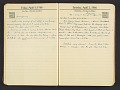 View Grace Albee diary digital asset: pages 57