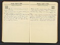 View Grace Albee diary digital asset: pages 58