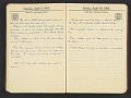 View Grace Albee diary digital asset: pages 61