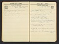 View Grace Albee diary digital asset: pages 89