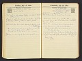 View Grace Albee diary digital asset: pages 113