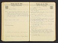 View Grace Albee diary digital asset: pages 116