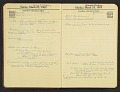 View Grace Albee diary digital asset: pages 36