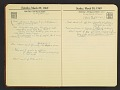 View Grace Albee diary digital asset: pages 39