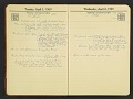 View Grace Albee diary digital asset: pages 41