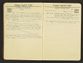 View Grace Albee diary digital asset: pages 52