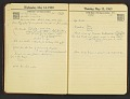 View Grace Albee diary digital asset: pages 64
