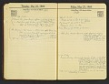 View Grace Albee diary digital asset: pages 68