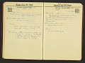View Grace Albee diary digital asset: pages 85