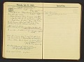 View Grace Albee diary digital asset: pages 105