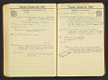 View Grace Albee diary digital asset: pages 148