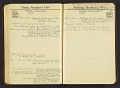 View Grace Albee diary digital asset: pages 156