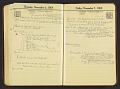 View Grace Albee diary digital asset: pages 157