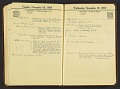 View Grace Albee diary digital asset: pages 163
