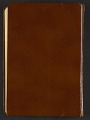 View Grace Albee diary digital asset: cover back