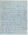View Leon Dabo to John White Alexander digital asset: page 1
